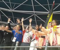 Sarawak wins eighth gold in TKD