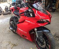 Benelli TNT 300 modified to look like Ducati Panigale 899  Believe it or not!
