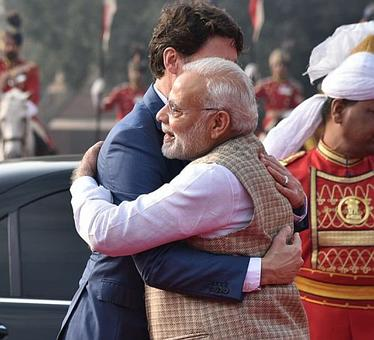 Will PM's bear hug thaw relations with Canada?