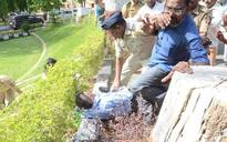Maharashtra Chief Information Commissioner attacked in Aurangabad over demolition of Ambedkar Bhawan