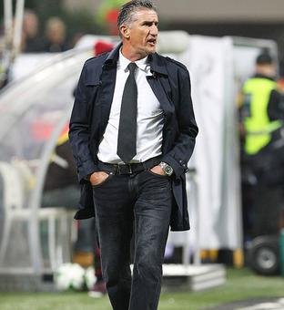 Underperforming Argentina sack coach Bauza