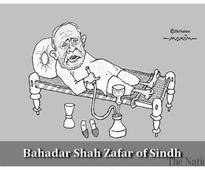 Bahadar Shah Zafar of Sindh