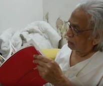 Vadodara based veteran artist Jeram Patel passes away