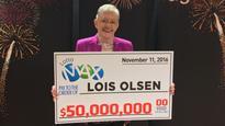 $50 million Lotto winner revealed