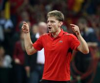 Belgian David Goffin reaches landmark semi-final in Indian Wells