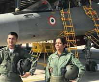 Defence Minister Sitharaman flies high in Sukhoi jet