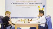 Fahad becomes unbeaten champion in Dubai