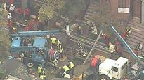 Boston trench flood: 2 workers killed