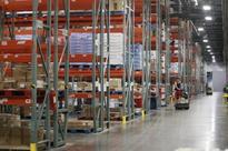 U.S. wholesale inventories, sales fall in December