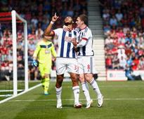 Ritchie header denies West Brom