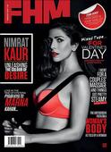 Check out Nimrat Kaur on the cover of FHM India