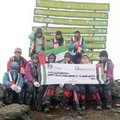 Emirati women climb Kilimanjaro to raise money for charity