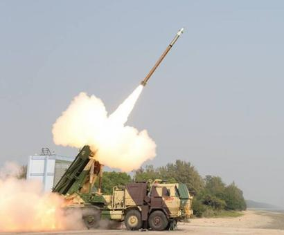 Guided Pinaka rocket successfully test-fired