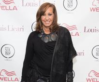 Donna Karan fascinated by colours of India