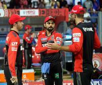 IPL Live Score: RPS vs RCB - It's Dhoni vs Kohli