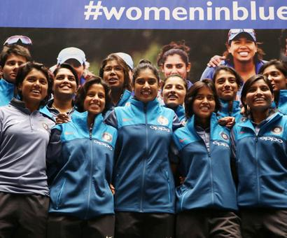 What a memorable year for the women of Indian cricket!