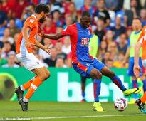 Alan Pardew tips new striker Christian Benteke to hit top form for Crystal Palace after run of games