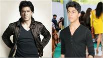 REVEALED: Why dad Shah Rukh Khan does NOT want son Aryan to take off his shirt
