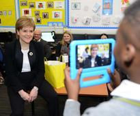 Humiliation for Sturgeon as SNP's education record blasted as a DECADE of failure