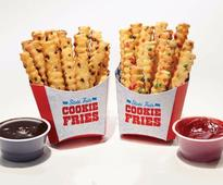 You'll soon be able to get cookie fries and deep-fried hash browns at this Walmart