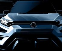 Ssangyong Previews XAVL 7-Seater SUV Concept