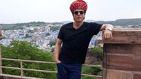 #HarryInJodhpur: Shah Rukh Khan tours Mehrangarh Fort in Jodhpur!