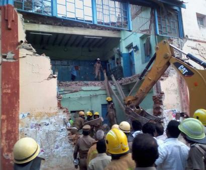 8 TN transport staffers killed as part of office building collapses