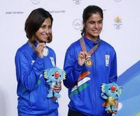 I chose to sit on ground as elders were present: CWG gold medallist Bhaker