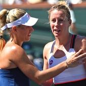 BNP Paribas Open: Angelique Kerber rallies to reach fourth round; Simona Halep out