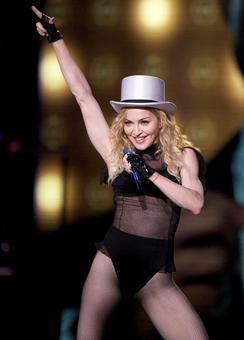 Madonna 'overjoyed' following adoption of twin girls