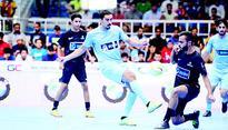 BMW down Kazma to advance in Al-Roudan Indoor Tournament  Aden Mill edge Jahra as Al-Qarwiyan upset Holiday Inn