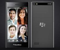 BlackBerry Leap With Launched; Curved Display Phone Teased