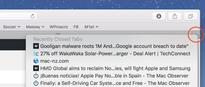 Five Tip Friday ~ Safari tabs on Mac, and Mail