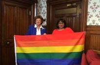 FCO and DFID Ministers mark London Pride