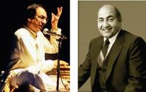Ghulam Ali traces Rafi's musical journey on screen