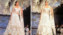 In pics | Kareena Kapoor Khan looks like a vision in white as she turns showstopper for Manish Malhotra
