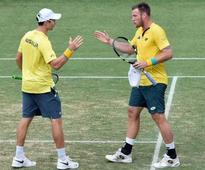 Davis Cup: Australia Down Slovakia to Stay in World Group