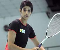 Nicol Too Hot For Joshna: British Open squash