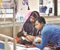 Gorakhpur hospital horror continues: Patients complain of futile treatment