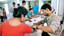 74 Indian districts don't have blood bank: Expert group