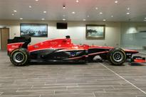 F1 cars and gemstones among 1.5m items sold by Notts auctioneer