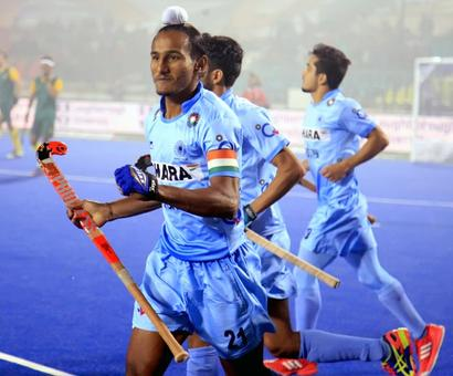 Jr Hockey WC: India lead Belgium 2-0 after the 1st half