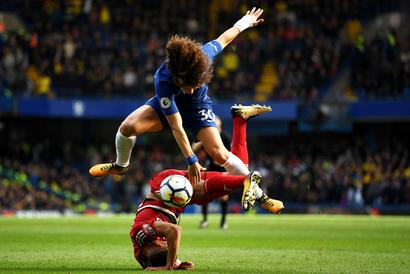 EPL PHOTOS: Chelsea squeeze past Watford in 4-2 win