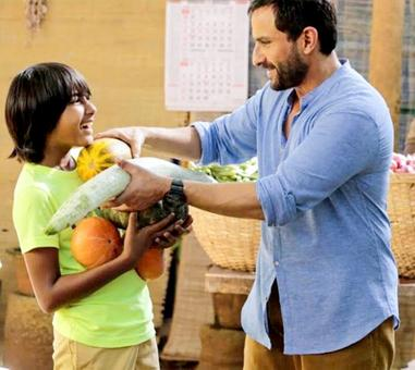 Like Saif Ali Khan's Chef look? VOTE!