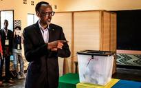 Rwanda counts votes as Paul Kagame eyes third-term 'coronation' victory