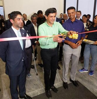 SAI-Abhinav Bindra Targeting Performance Centre inaugurated