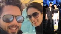 Watch: Shahid Kapoor and Mira Rajput's 'babymoon' love will give you marriage goals!
