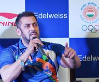 Four Olympic Athletes Reportedly Stopped From Practicing So Salman Khan Could Shoot His Movie