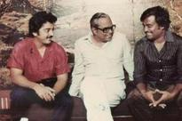 K Balachander discovered Rajini and Kamal