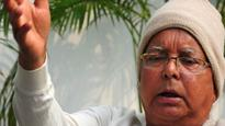 Fodder scam: Hearing of CBI plea against dropping conspiracy charge on Lalu Prasad adjourned